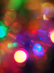 abstract background of bubbles