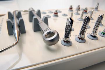 prosthetist dentist tool