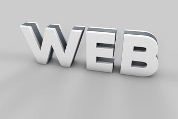 Web , 3D Tipografi