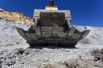 Cooper mine - Open pit 4