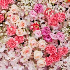 Beautiful flowers background