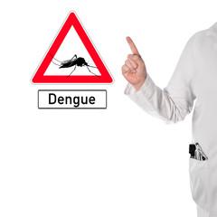 Doctor warns of dengue