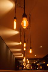Light bulbs with depth of field