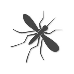Mosquito simple icon
