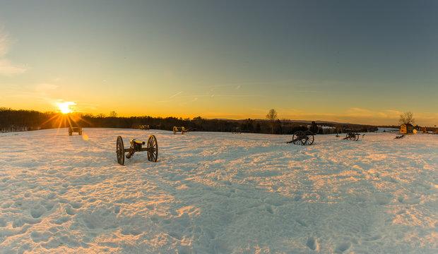 Winter Battlefield