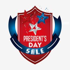 presidents day sale design