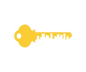 Key real estate logo