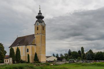 Kirche Langenrohr