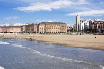 Ciudad de Mar del Plata, Argentina