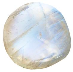 tumbled moonstone (adularia) natural mineral gem