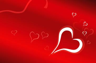 Muttertag / Valentinstag / Liebe Und Glückwünsche Hintergrund