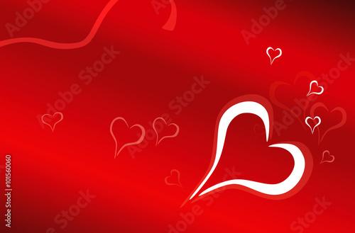 Muttertag / Valentinstag / Liebe Und Glückwünsche Hintergrund ...