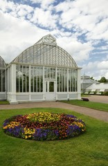 Palm House in Gothenburg city in Sweden.