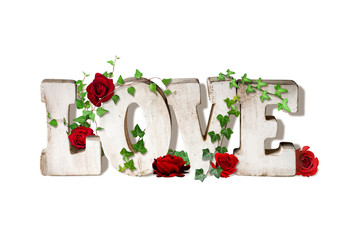 LOVE Letter Design