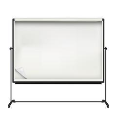 Large flip chart board