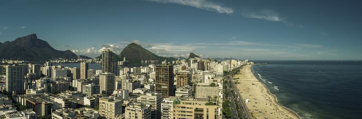 Rio De Janeiro City Panorama, Brazil