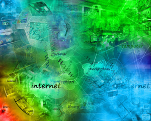 world of internet