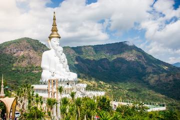 Image of buddha at pha-sorn-kaew, Petchaboon Province.