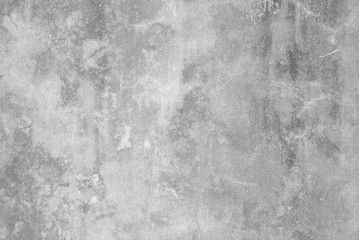 Poster Concrete Wallpaper Old concrete wall texture and background.