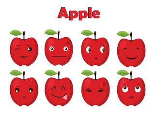 Apple Emoticon