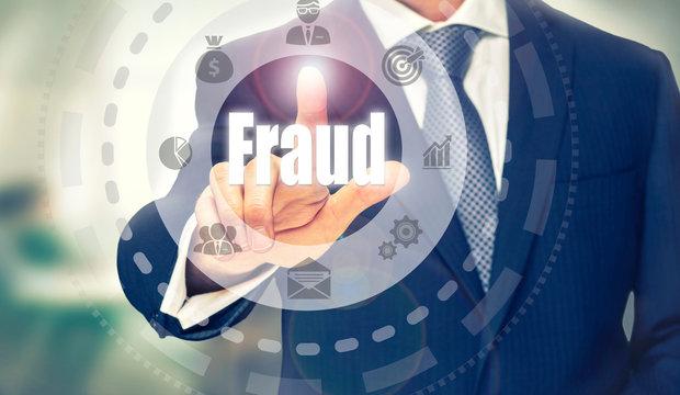 Fraud Concept