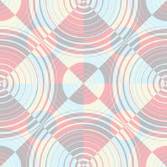 circles pastel pattern