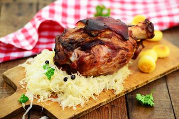 Schweinshaxe