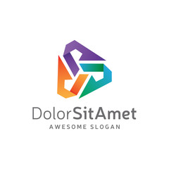 Triangle Dynamic Logo