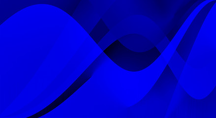 Abstract background blue color