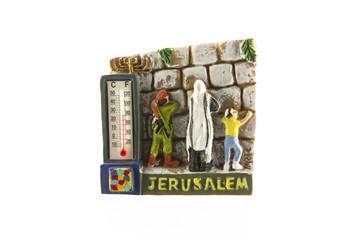 """Магнитик на холодильник  """"Иерусалим"""""""