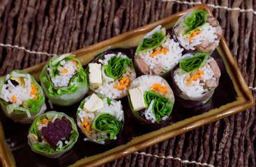 Goi Cuon Vietnamesische Sushi