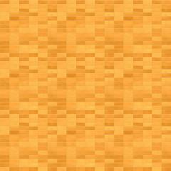 レンガ(明るいブラウン、オレンジのモルタル)/1000px四方のシームレス素材を繰り返しています。レンガとレンガとつなぐモルタルに明るいオレンジ色を使用しています。