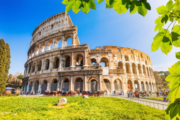 Fotomurales - Colosseum in Rome