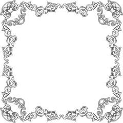 Victorian fine frame