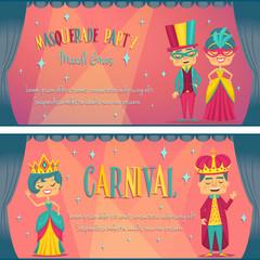 Carnival cards
