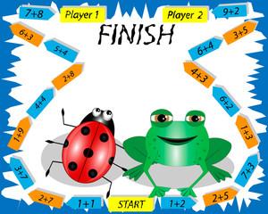 Math Board Games For Children