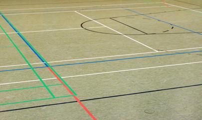 Handball Sporthalle