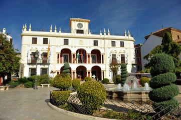 Ayuntamiento de Priego de Córdoba, Andalucía, España