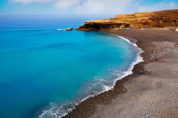Wall Mural - Ajuy beach Fuerteventura at Canary Islands