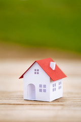 Little paper house