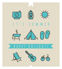 Vacances, Tourisme, Voyage, Holiday, Summer, Camping