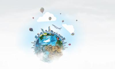 World organization mechanisms