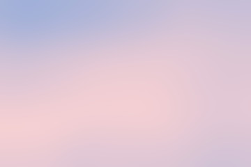 Abstract gradient pastel color tone background, illustration