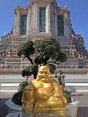 Wat Arun - Tempel der Morgenröte, Bangkok, Thailand