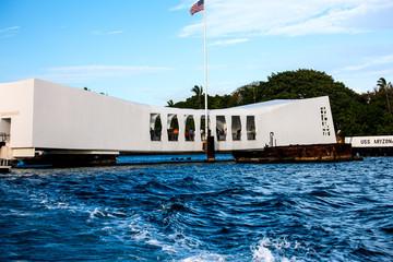 U.S.S. Arizona Memorial, Pearl Harbor