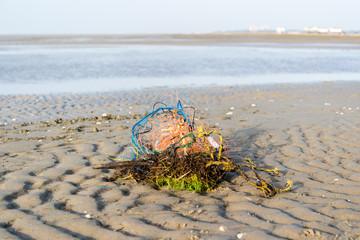 Umweltzerstörung Plastikmüll
