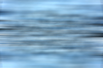 Abstract cool blue background blur