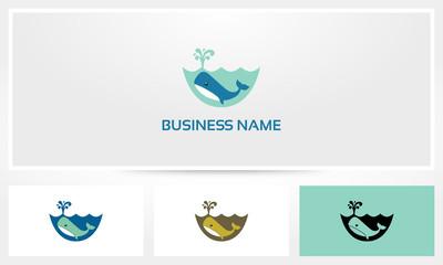 Whale Logo