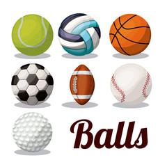 sport balls design