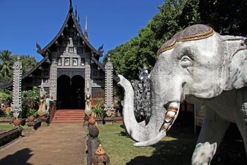 Wat Lok Mo Li / Lok Molee / Lok Moli in Chiang Mai, Thailand in Chiang Mai, Thailand